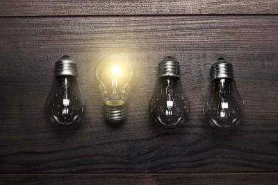 glowing bulb uniqueness