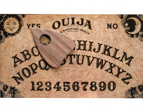 To Ouija Board or Not to Ouija Board