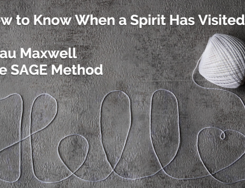 How to Know When a Spirit Has Visited