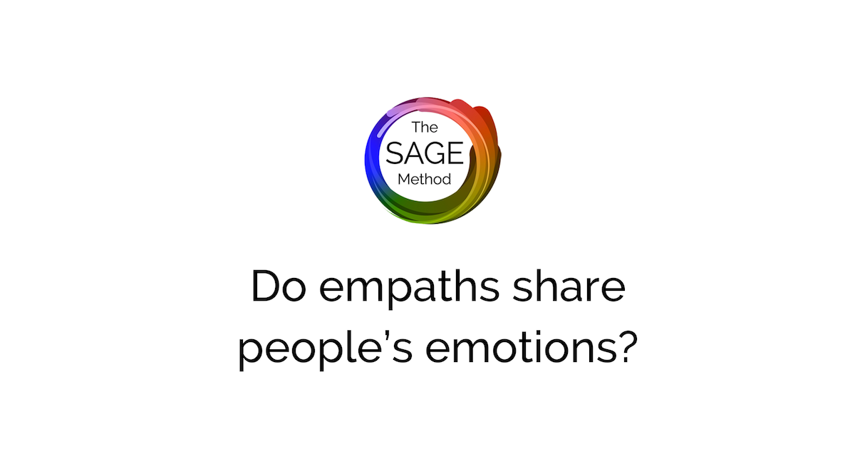 Do empaths share peoples emotions