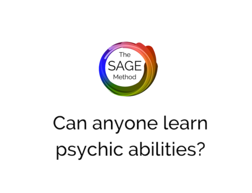 Can anyone learn psychic abilities?