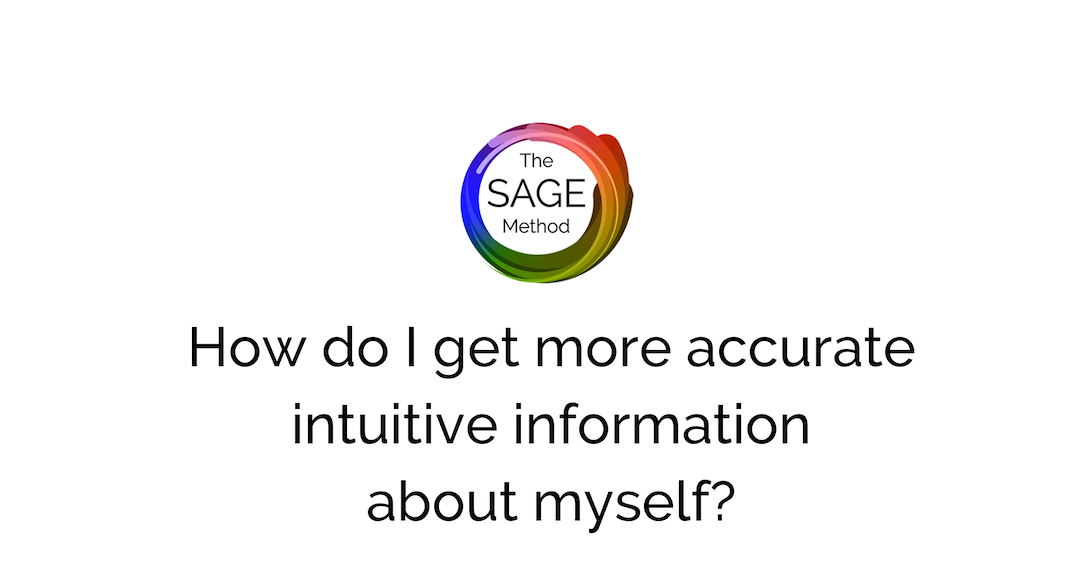 How to get more accurate personal information