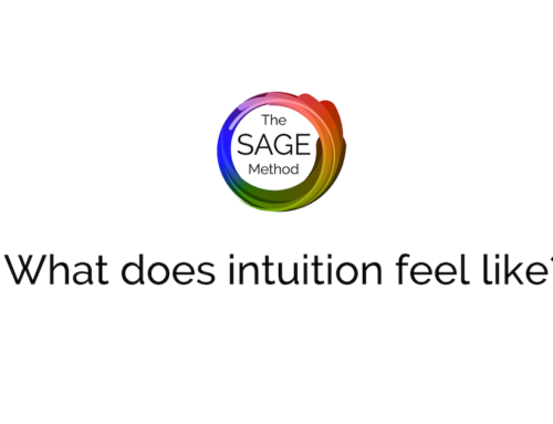 What does intuition feel like?