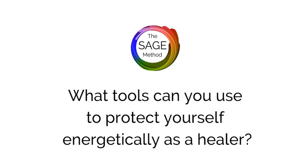 What tools can you use to protect healer