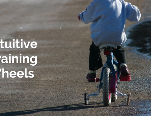 Intuitive Training Wheels