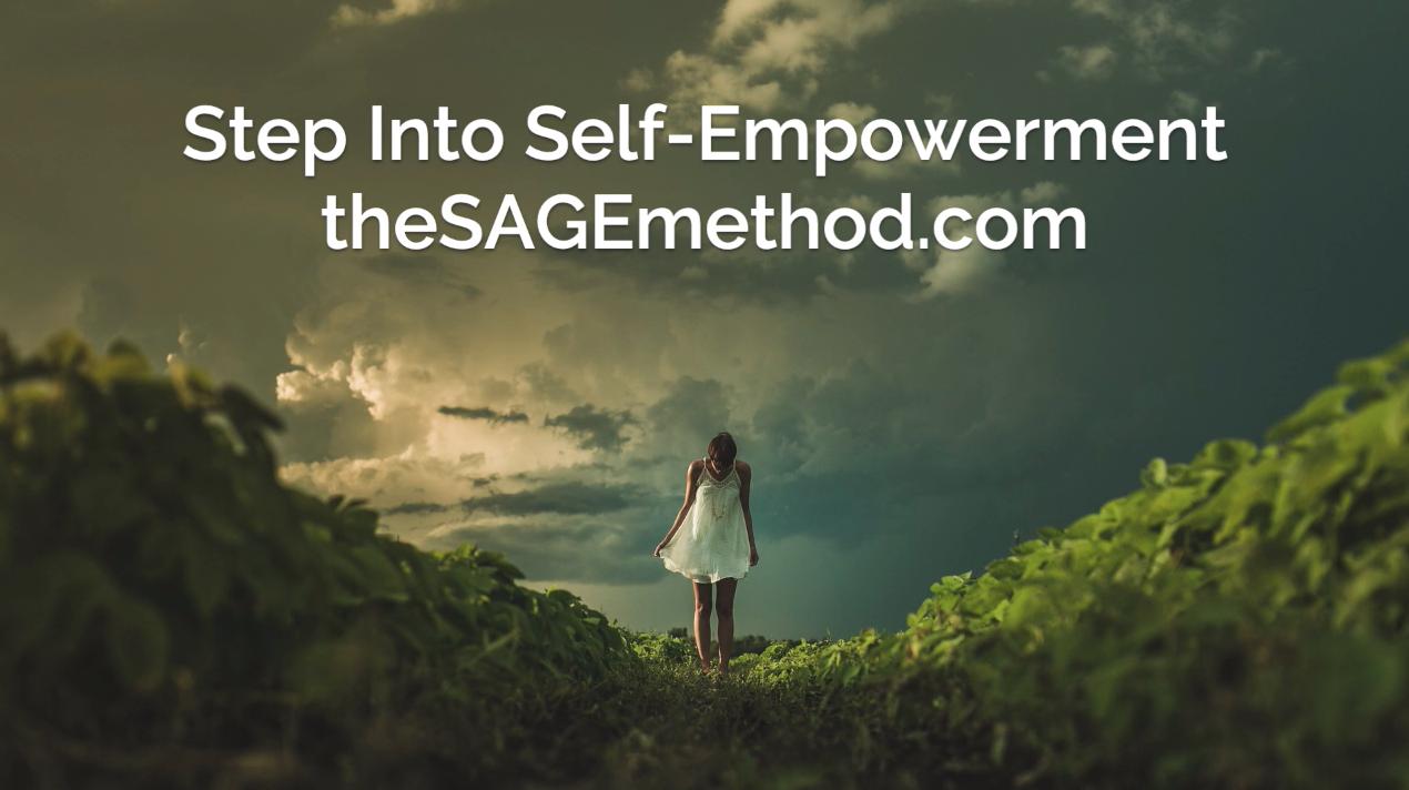 step into self empowerment