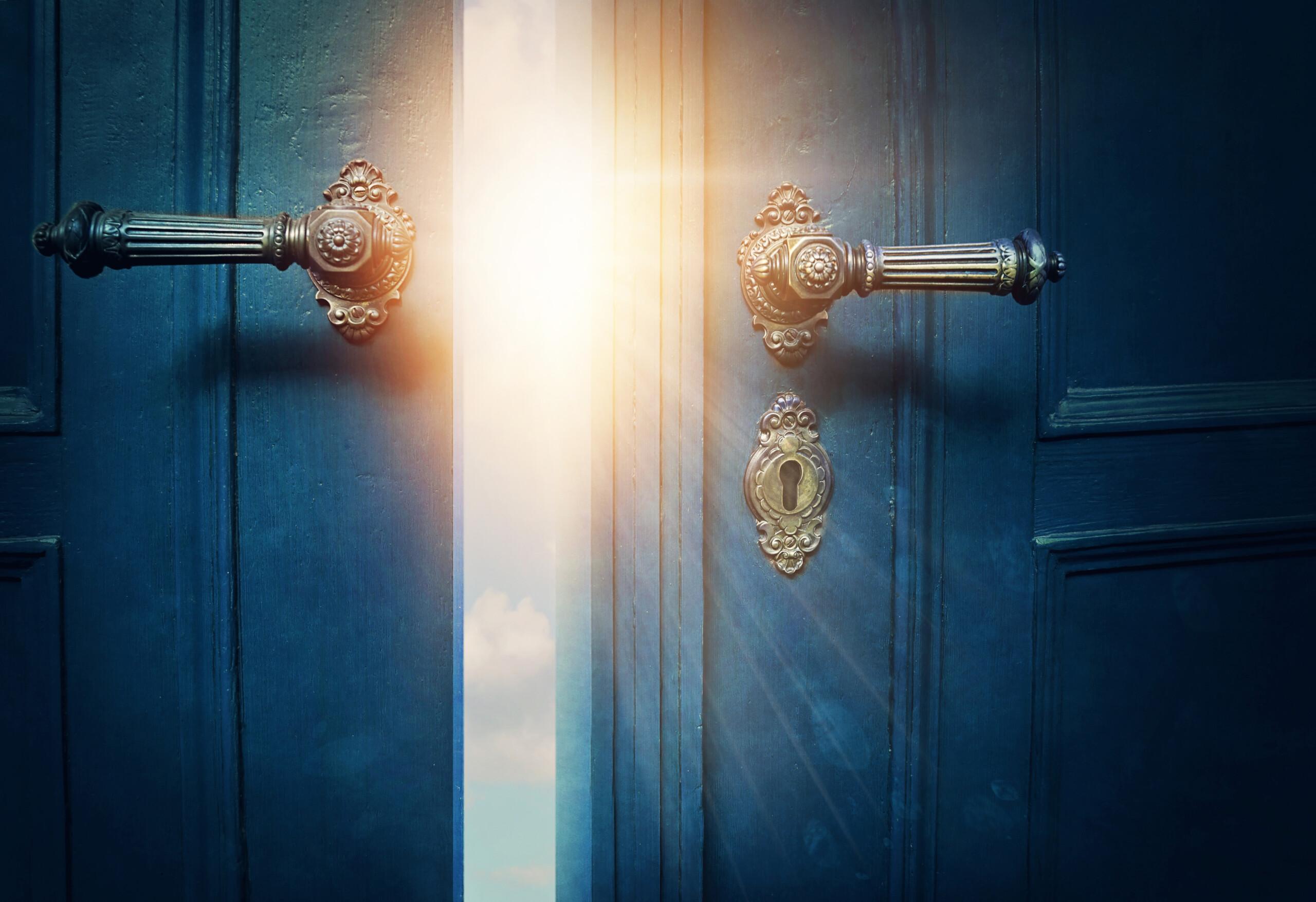 Cracking Open door