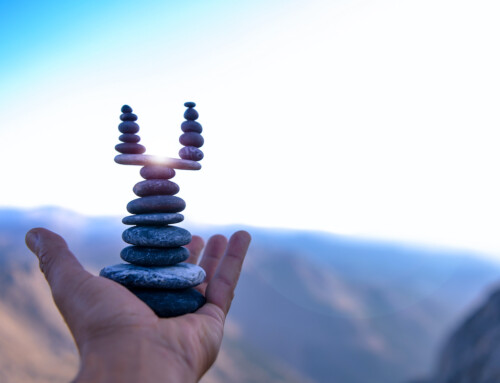 Balancing Yourself Opens Your Intuition