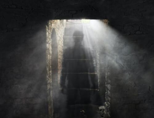 Afraid to See Spirits